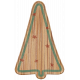 The Good Life - December Elements - Wood Tree 4
