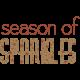The Good Life - December Elements - Word Art Season Of Sparkles