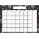 Scifi Calendars- Blank Calendar 1 5x7
