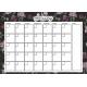 Scifi Calendars- January Calendar 1 5x7