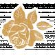 SciFi Elements- Sticker Rose 6