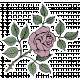 SciFi Elements- Sticker Rose 1