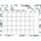 Wild Child Calendars- Calendar B 8.5x11
