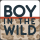 Wild Child Words & Tags- Word Art Tag Boy In The Wild