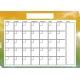 Umbrella Weather Calendars- Calendar 2 5x7