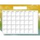 Umbrella Weather Calendars- Calendar 2 8.5x11