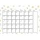 Umbrella Weather Calendars- Calendar 1 5x7