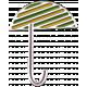 Umbrella Weather Mini Kit- Enamel Umbrella 2