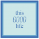 The Good Life: March 2019 Words & Tags Kit: this good life tag