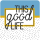 The Good Life: March 2019 Words & Tags Kit: word art tag good life