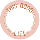 The Good Life: March 2019 Words & Tags Kit: Word Art Tag this good life