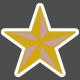 Umbrella Weather- Elements- Sticker Star 01