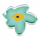 The Good Life- March 2019 Elements- Flower Sticker 4