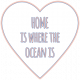 The Good Life- March 2019- Beach Words And Tags- Word Art Tag Home Ocean