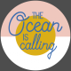 The Good Life- March 2019- Beach Words And Tags- Word Art Tag Ocean Calling