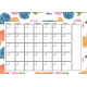 The Good Life: April Calendars- Calendar 1 5x7