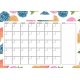 The Good Life: April Calendars- Calendar 1 A4
