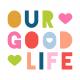 The Good Life- April 2019 Pocket Cards- Card 01 4x4