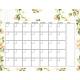 The Good Life: May Calendars- Calendar 1 8.5x11