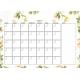 The Good Life: May Calendars- Calendar 1 A4