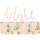 The Good Life: May 2019 Words & Tags Kit- delight reigned