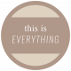 The Good Life: May 2019 Words & Tags Kit- this is everything