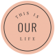 The Good Life: May 2019 Words & Tags Kit- this is our life