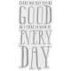 The Good Life: June 2019 Elements- Vellum Good Day