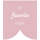The Good Life: June 2019 Words & Tags Kit- my favorite story label