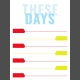 Journal Card Templates Kit #2 - T 3x4