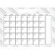 The Good Life: June Calendars- Calendar 5x7 3