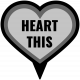 Templates Grab Bag Kit #22- Layered Heart This Template