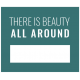 The Good Life: July 2019 Words & Tags Kit- beauty all around
