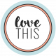 The Good Life: July 2019 Words & Tags Kit- love this 3