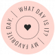 The Good Life: July 2019 Words & Tags Kit- my favorite day