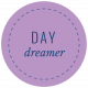 Challenged Words & Tags Kit: Label- day dreamer