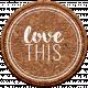 The Good Life- Mini Kit- cork love this