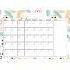 The Good Life: July 2019 Calendars- Calendar 2 A4