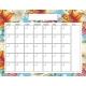 The Good Life- August 2019 Calendars- Calendar 2 8.5x11 Blank
