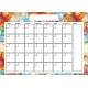 The Good Life- August 2019 Calendars- Calendar 2 5x7 Blank