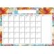 The Good Life- August 2019 Calendars- Calendar 2 A4 Blank