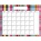 The Good Life- August 2019 Calendars- Calendar 3 8.5x11 Blank