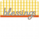 The Good Life: August 2019 Words & Tags Kit- tag blessings