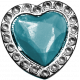 The Good Life - September 2019 Elements - Heart Charm 2