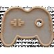 Templates Grab Bag Kit #23: wood game controller template