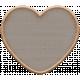 Templates Grab Bag Kit #23: wood heart template