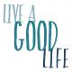 The Good Life- September 2019 Pocket Cards- Card 1 4x4
