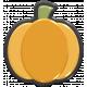October 31 Elements Kit- plastic pumpkin