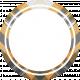 October 31 Words & Labels Kit: plaid circle tag 5