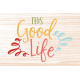 The Good Life- October 2019 Pocket Cards- Card 9 6x4